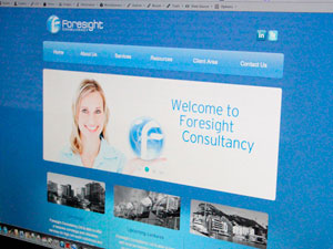 Foresight Consultancy Website