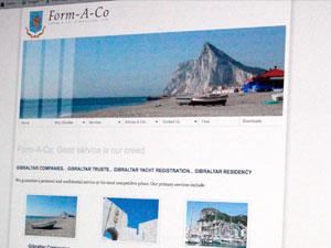 Formaco Website