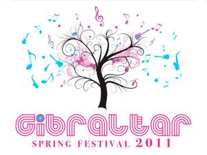 Gibraltar Spring Festival 2011 Logo