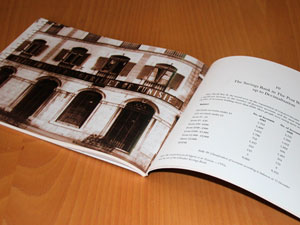 Gibraltar Savings Bank Book