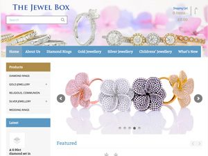 The Jewel Box website